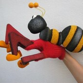 Madre Naturaleza  #puppets  #titeresdeguante