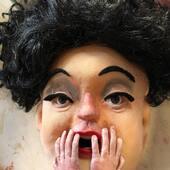 LizzY Drip en proceso  #lizzydrip #masterofpuppets  #marionetas