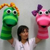 Marionetas de Tina & Tin #Puppet #CancionesInfantiles #Marionetas #TinaYTin